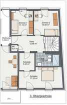 NEUBAU ERSTBEZUG Maisonette-Wohnung über 2