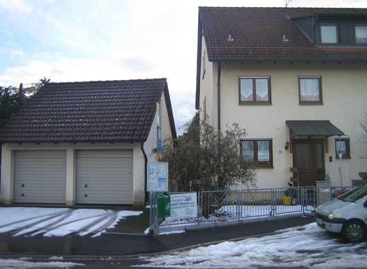 DHH in Eckental-Brand mit schönem Gartengrundstück