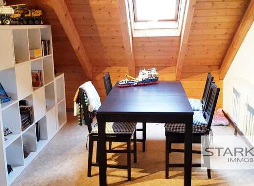 3 Zimmer Dachgeschosswohnung mit Fernblick zu vermieten!