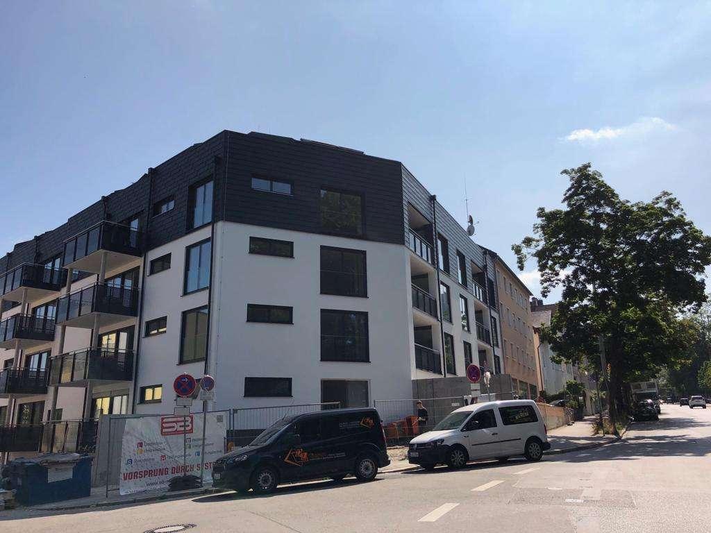 Schöne Neubauwohnungen in Augsburg, Sieglindenstraße 26 - Nähe Bahnhof in Augsburg-Innenstadt