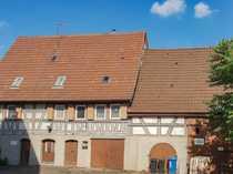 Haus Weidenmann Rohdiamant Sanierungsobjekt Denkmalschutz