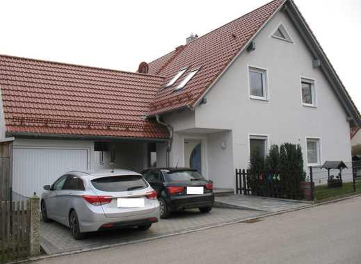 Neuwertige drei Zimmer Wohnung in Paunzhausen