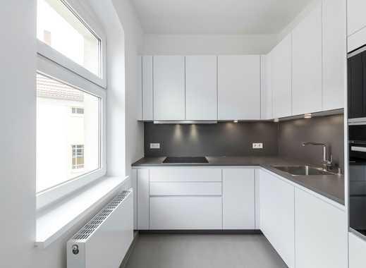 umfassend modernisierte Wohnung mit Einbauküche, Parkett und Waschtrockner