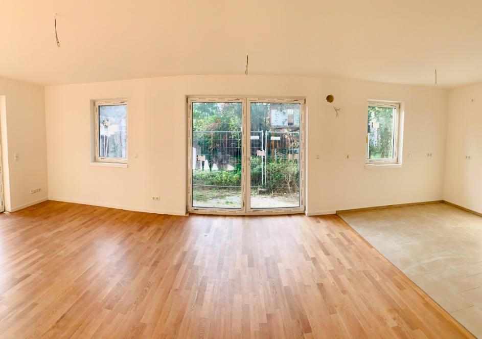 Erstbezug: exklusive 3-Zimmer-Wohnung mit Terrasse in Bestlage in Westenviertel (Regensburg)