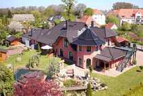 Dachgeschosswohnung mit rustikalem Stil