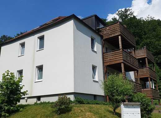 4 Raum Wohnung mit Balkon in Sülzhayn ab 01.12.18 zu vermieten!