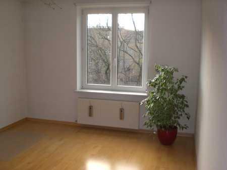 Lichtdurchflutete 1-Zimmer-Wohnung in der Au mit Ausblick auf Isar und deutsches Museum in Au (München)