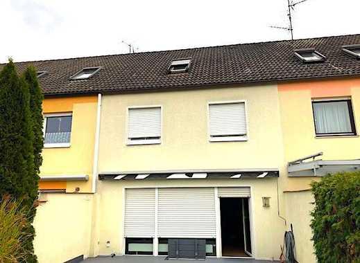 Reihenhaus mit ausgebautem Dachgeschoss und Garten zu verkaufen