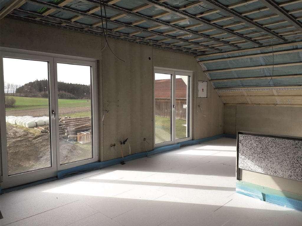 NEUBAU-3-Zimmer-Dachgeschosswohnung mit modernster Ausstattung... in