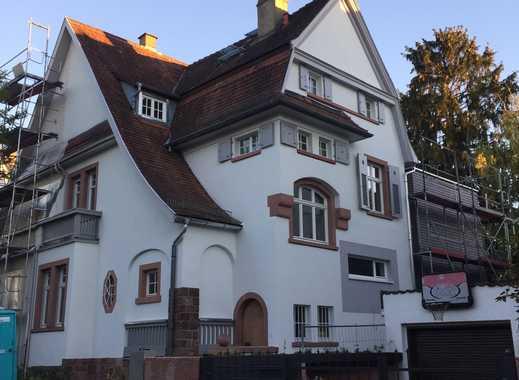 Gründerzeitliche Villa (DHH), Erstbezug nach Komplettsan. mit Anbau
