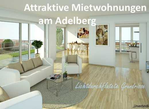 Hochwertige 2-Zimmer-Erdgeschosswohnung im Wohntraum Adelberg