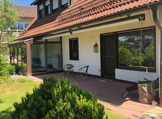!!R-E-S-E-R-V-I-E-R-T!!  Eckental-Eschenau-2 Familienhaus im Garten Eden sucht neue Bewohner!