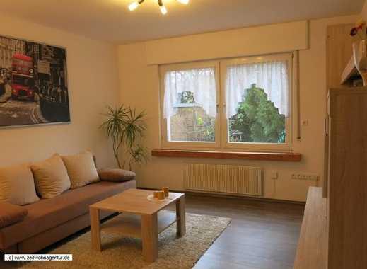 INTERLODGE Komplett möblierte Wohnung in ruhiger Lage