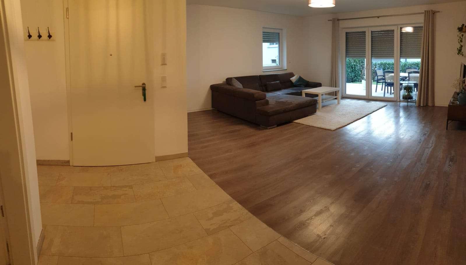 Moderne 3 Zimmerwohnung mit Garten und EBK in