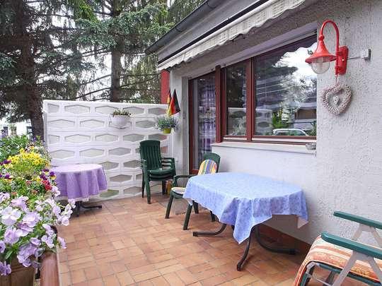 120m² Wohnung inkl. Garten, Terrasse und Garage in einem 2-Familienhaus - Bild 16