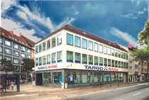 Hildesheim Centrum Bestlage Bank Bürogebäude