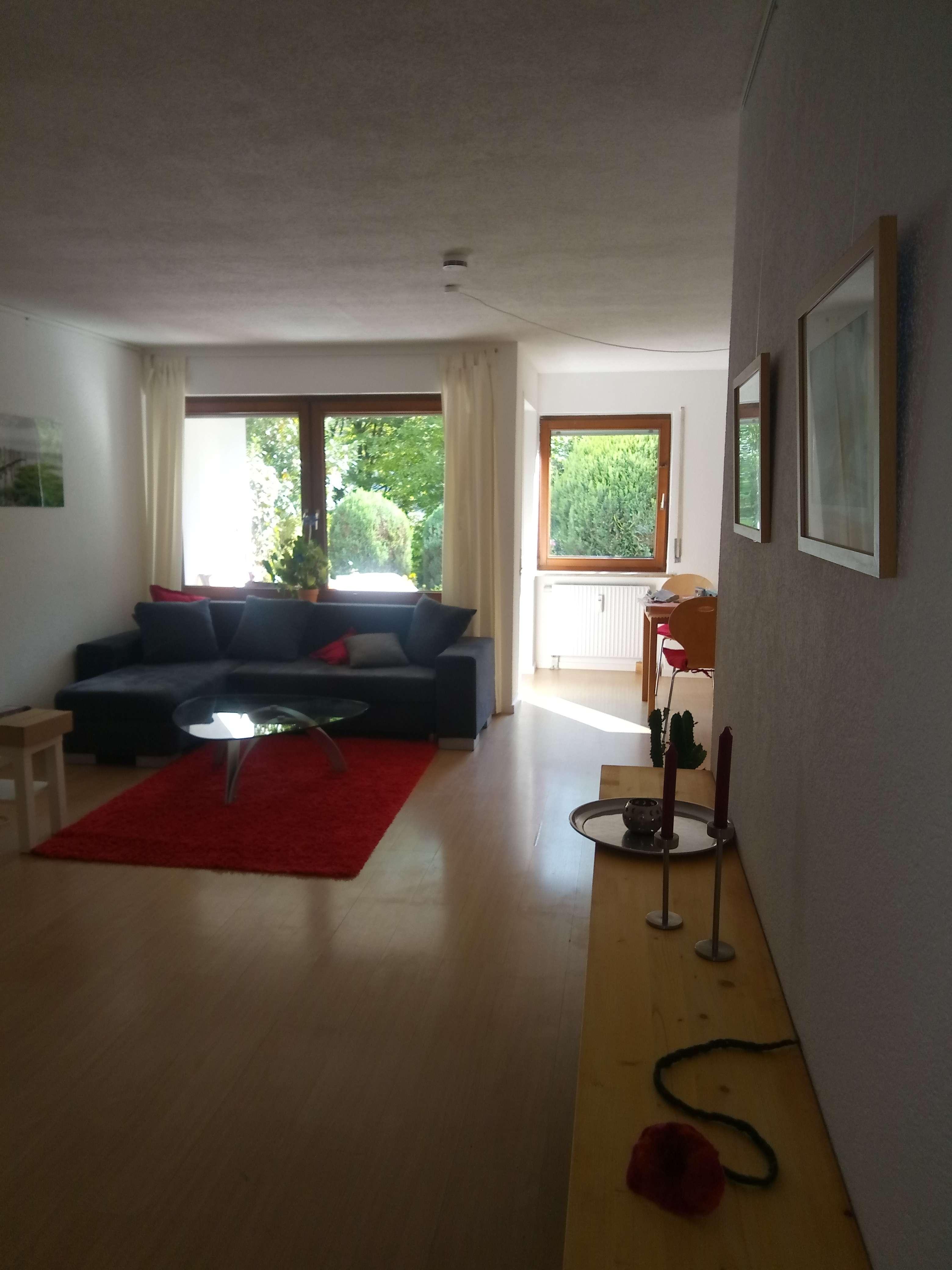 Wunderschöne, großzügige Terrassenwohnung in Sendling 2,5 Zi.
