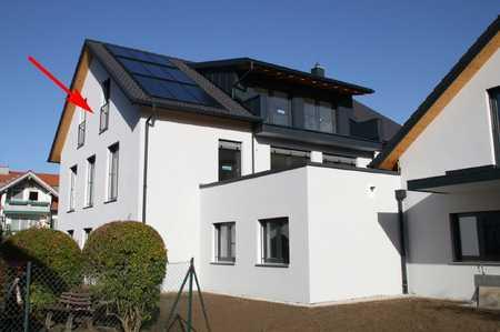 Hier kann man sich wohlfühlen - 3-Zimmer-Neubauwohnung in Sonthofen