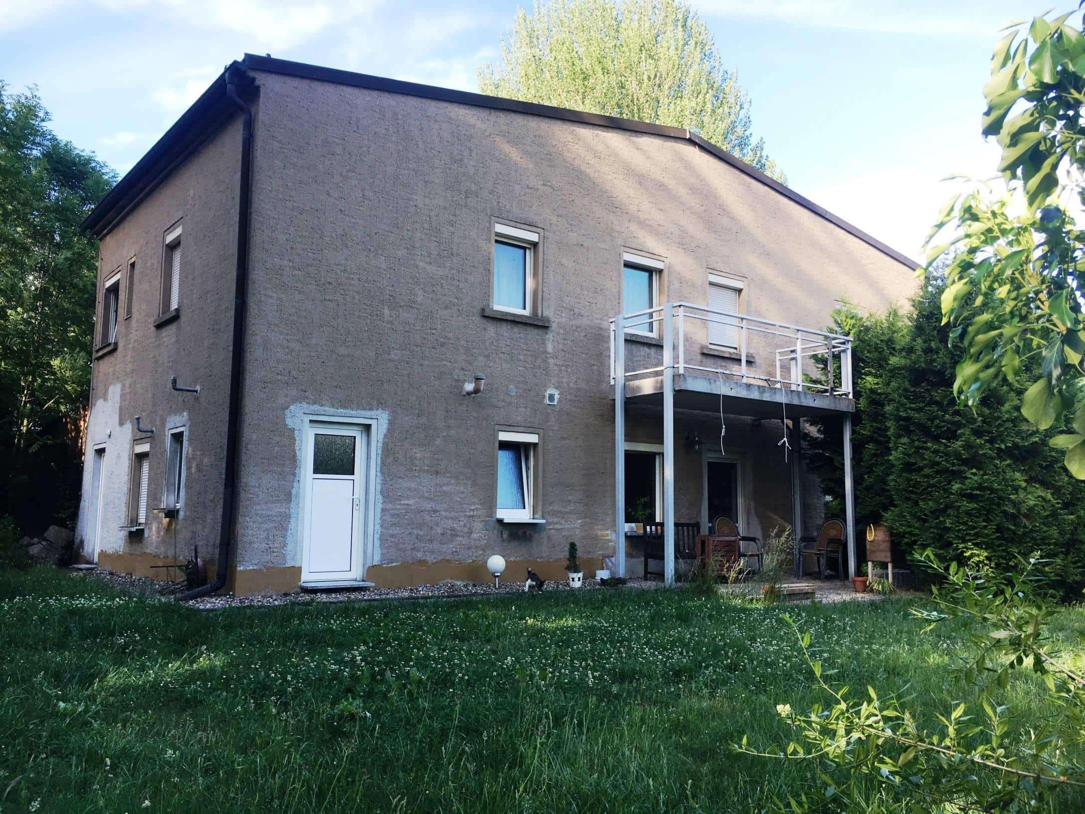 Ländliches Anwesen mit viel Gestaltungspotential auf großzügigem Grundstück - Haus zum Kauf in Lommatzsch