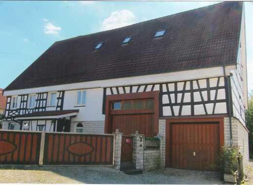 Sehr gut erhaltenes Einfamilien-Fachwerkhaus mit Anbau in Uttenweiler