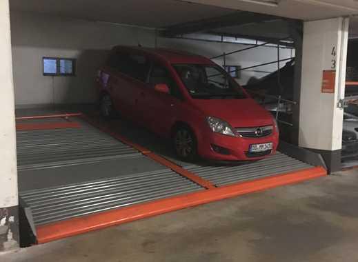 sicherer Tiefgaragenstellplatz - Duplex Parker