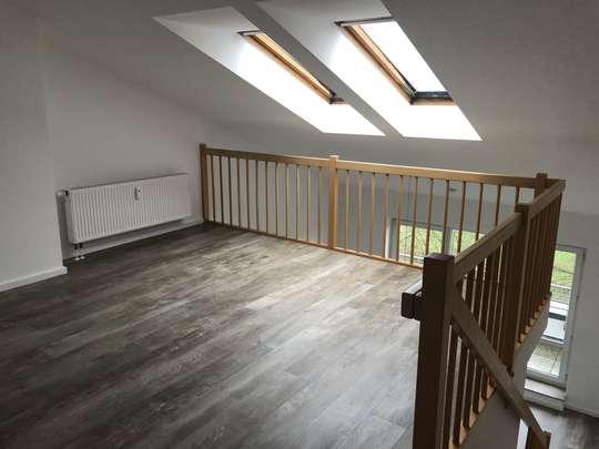 Renovierte Maisonette-Wohnung mit Balkon in Stöcken, Stöckener Str. 89