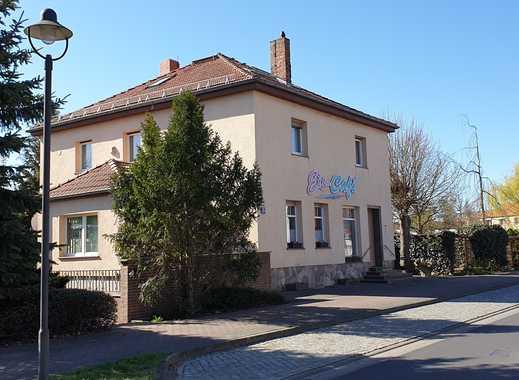 Wunderschönes Einfamilienhaus mit Eiscafé in Pretzier!