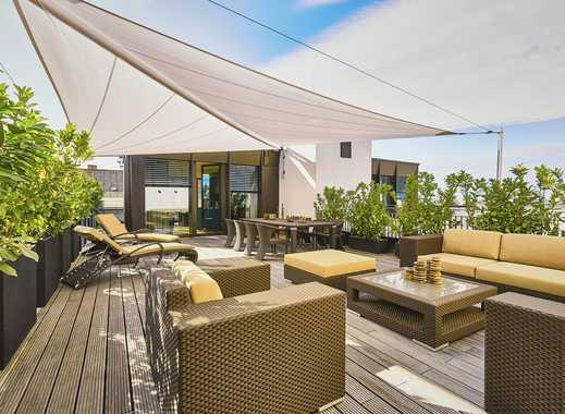 Luxuriöses und repräsentatives Penthouse in Bestlage von Berlin-Mitte