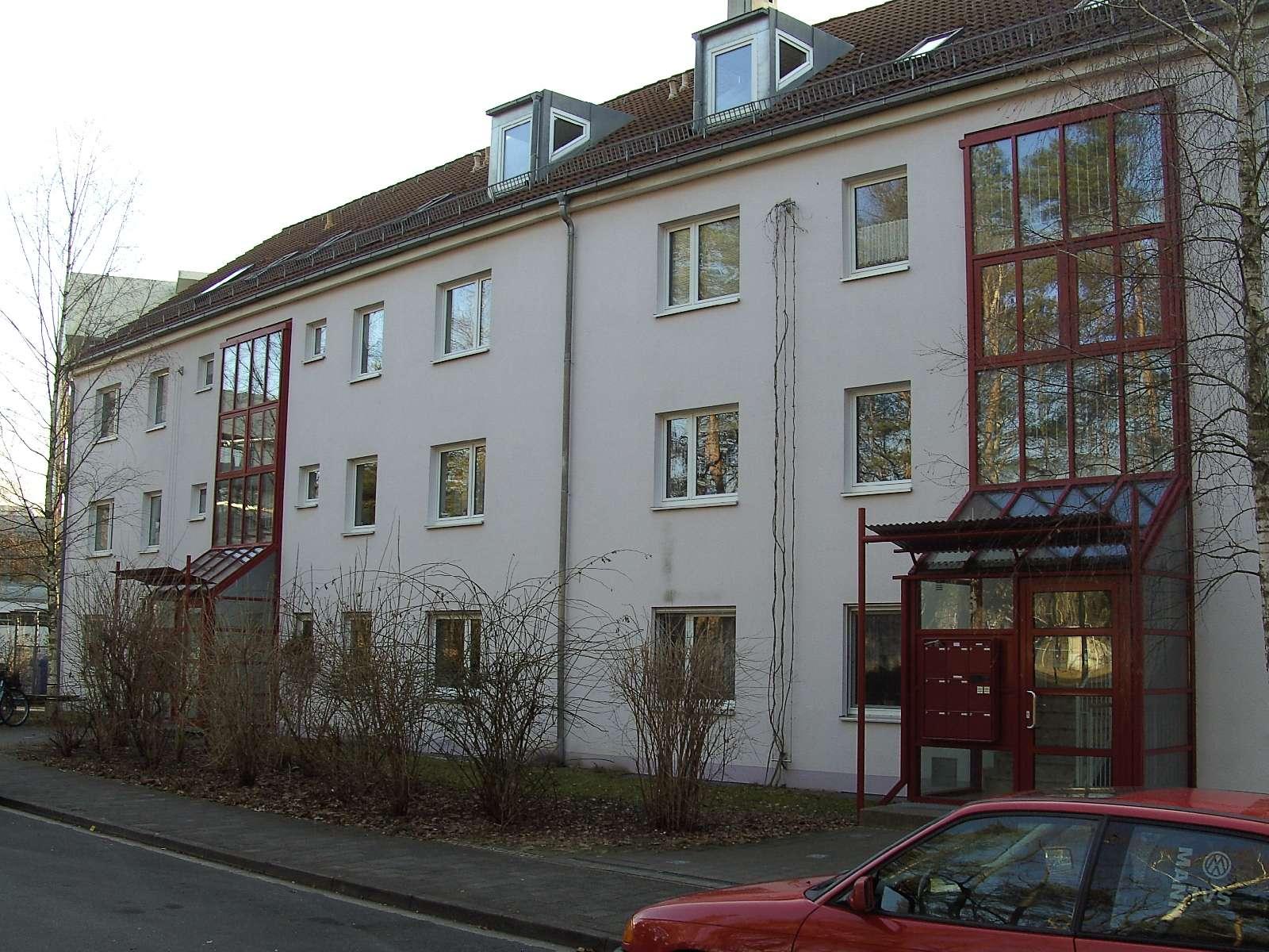 2-Zi.-Dachgeschosswohnung im Erlangen, nähe Universität ab 01.03.21 in