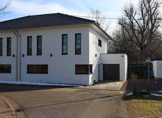 Ruhig gelegene Doppelhaushälfte mit Garage im Grünen - ERSTBEZUG - KFW 55