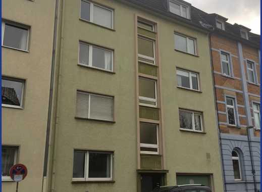 vermietete 2-Zimmerwohnung mit Balkon in Essen-Rüttenscheid zur Kapitalanlage