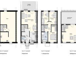 Grundriss Haus 15