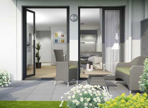 Idyllischer Wohngenuss mit Seenähe! Großzügige 3-Zimmer Wohnung mit Ankleide, Terrasse und Garten