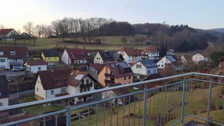 4-Zimmer-Wohnung mit großer Terrasse in Partenstein in Partenstein
