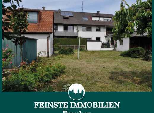 FIF - Grundstück mit altem Haus für Häuslebauer oder Bauträger.