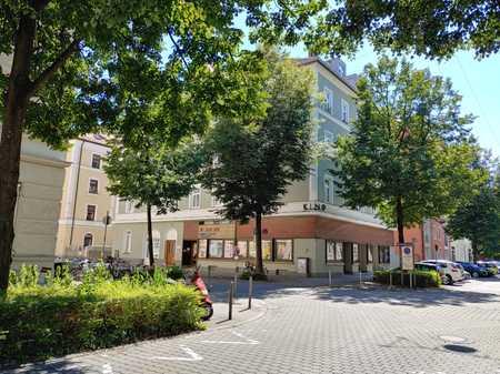 Maxvorstadt: 3 Zimmer Altbau, Erstbezug nach Sanierung in Maxvorstadt (München)