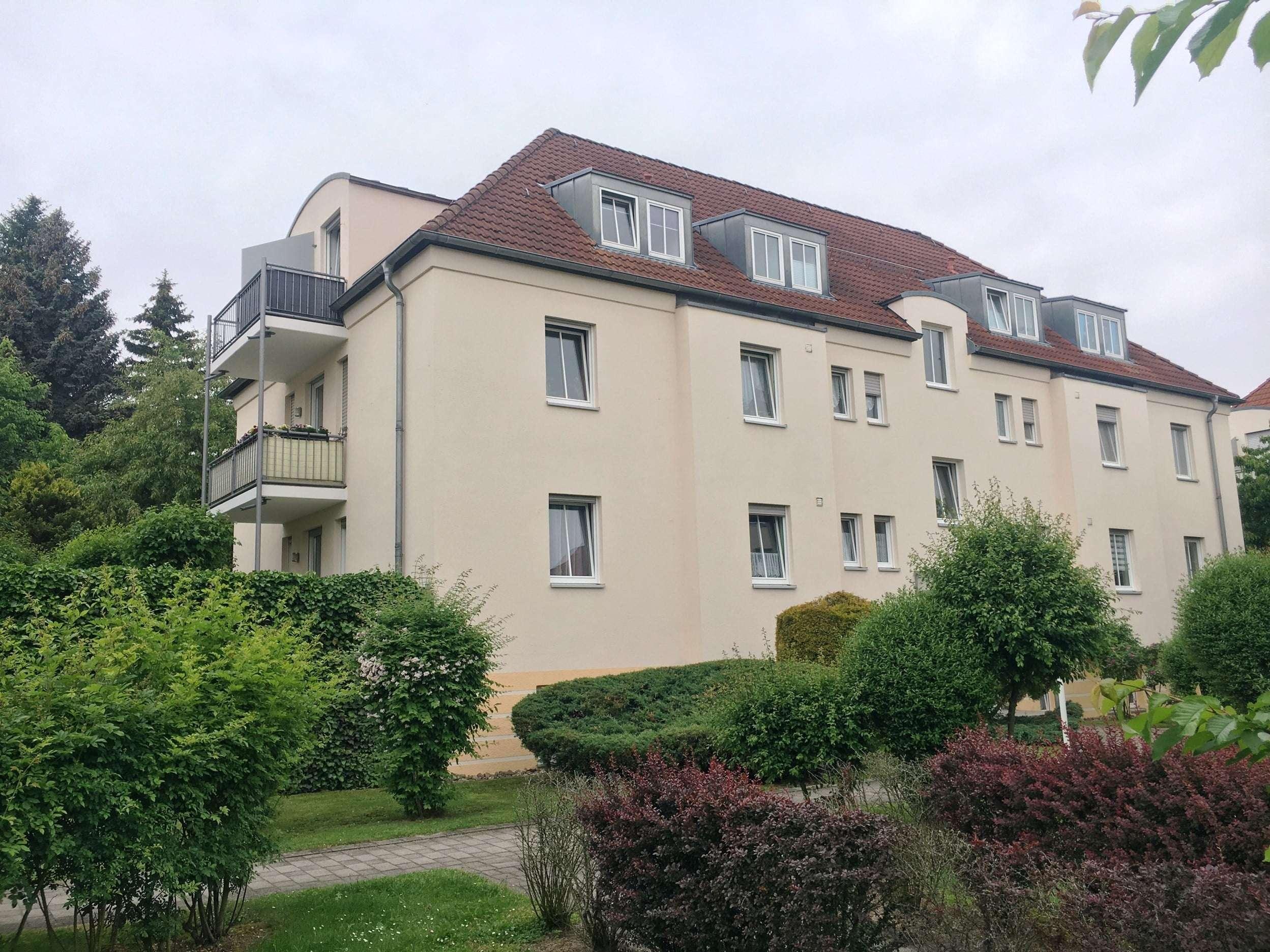 Kompakte Singlewohnung in ruhiger Lage mit traumhaftem Blick auf die Stadt - Wohnung zum Kauf in Dresden