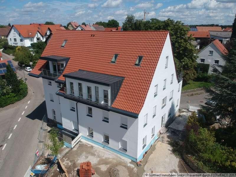 Traumhafte 2,5-Zimmer-Wohnung mit Westloggia in Illerberg! in