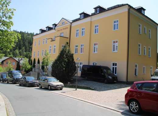 Luxeriöse 2 Zimmer Wohnung in exklusiver Wohnanlage in Bad Elster -2 Terrassen