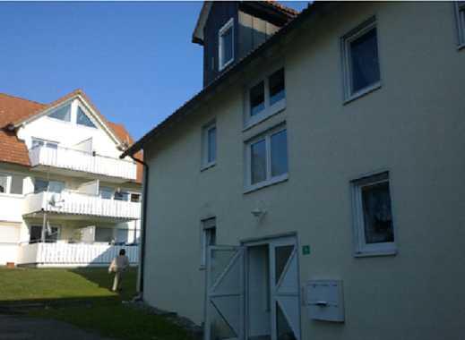 Sonnige 3,5-Zimmer-Wohnung mit Balkon und Einbauküche in Unterreitnau