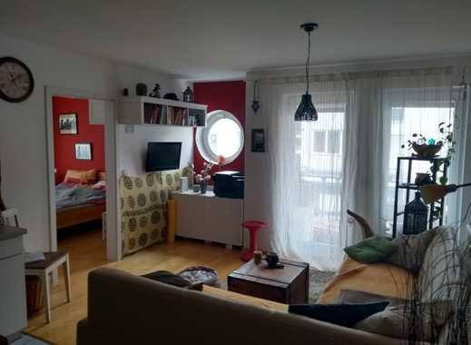 Wunderschöne 1,5 Zimmer wohnung in Konstanz/ Paradies ab Sofort zu vermieten