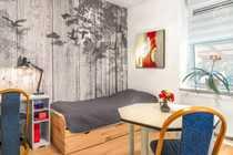 Liebevoll eingerichtete und großartige Wohnung