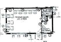 50 m² Gewerbe in Wittenau