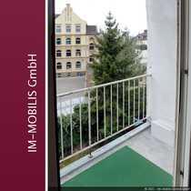 2 0 Zimmer-Wohnung mit Balkon -