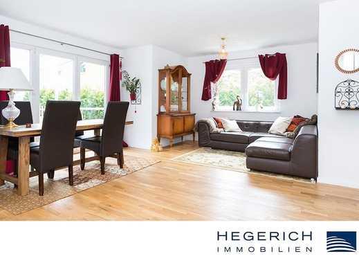 HEGERICH: Stiloase auf vier Etagen! Traumhafte Doppelhaushälfte in Aubing