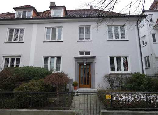 Renovierte Vier-Zimmer-Wohnung mit Balkon in ruhiger Lage Schwachhausens