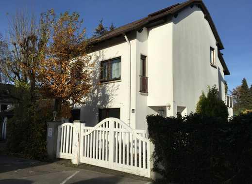 Freistehendes Einfamilienhaus in ruhiger Sackgasse von Bergerhausen