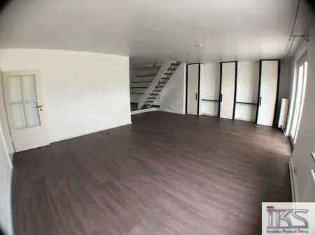 Extravagante 7-Zi.-Whg. mit ca. 235 m² auf 2 Ebenen in bester Citylage in City (Bayreuth)