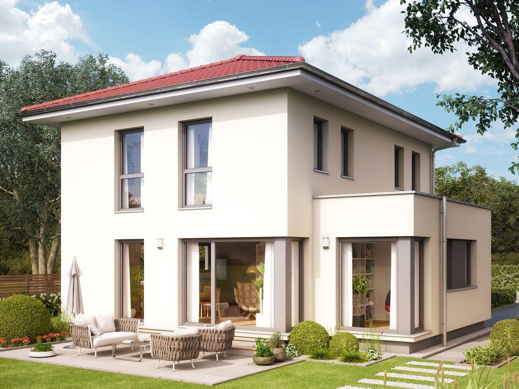 EDITION 3 V8 – Innovatives Traumhaus mit traufseitigem Erker