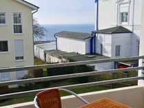 FeWo mit Balkon und Meerblick